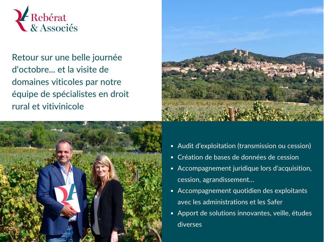specialistes droit vitivinicole